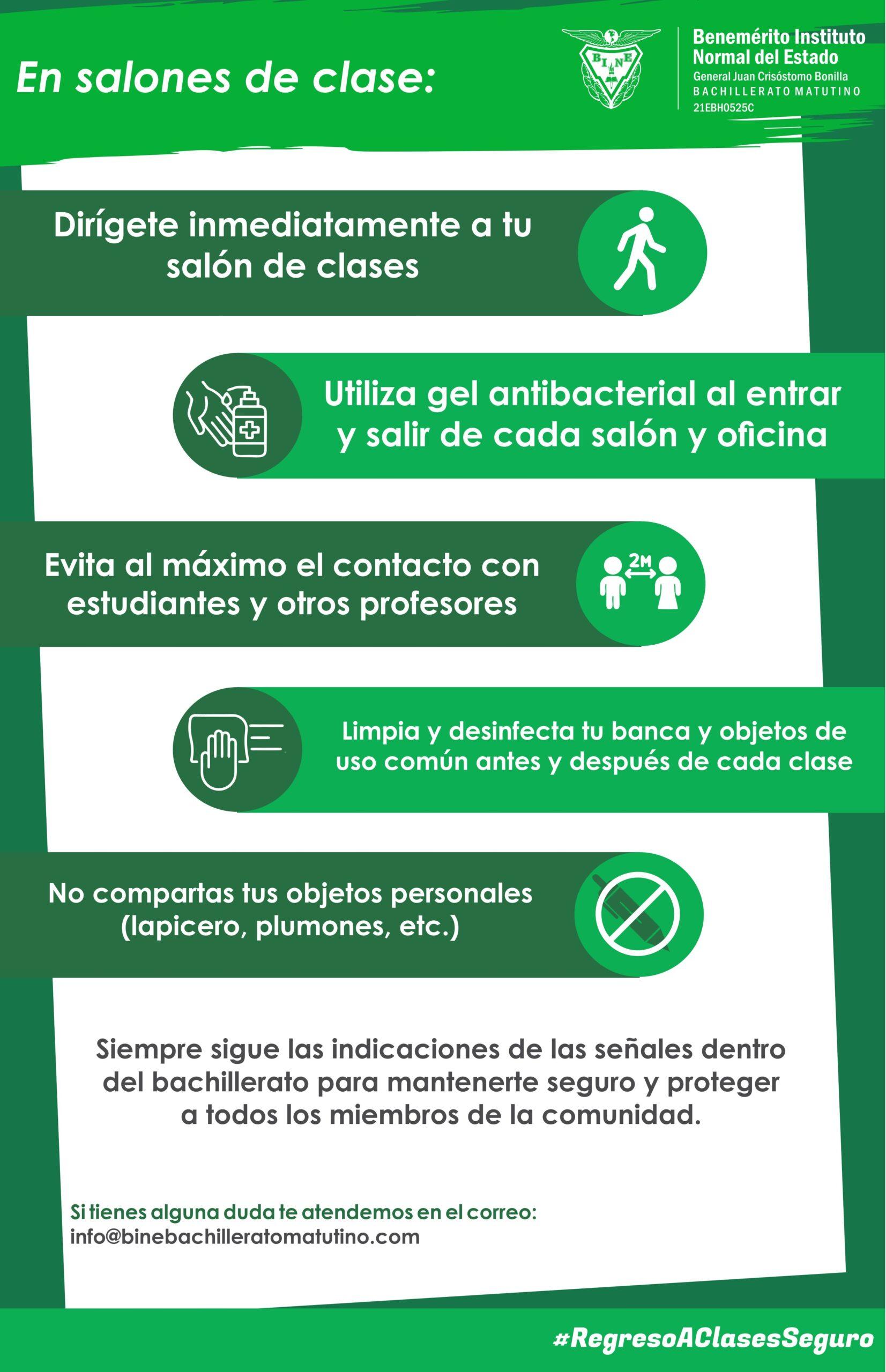 SALONES DE CLASE